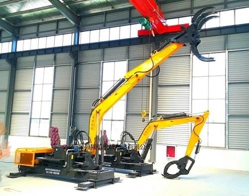 打捆机厂家介绍装载机的工作装置