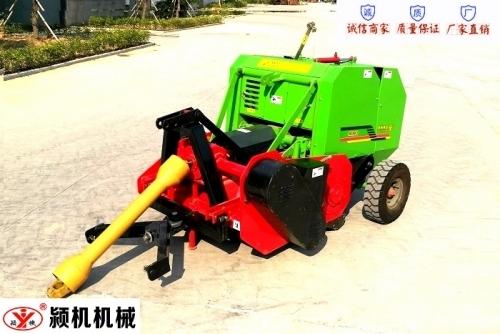打捆机对拖拉机功率及动力输出轴转速要求