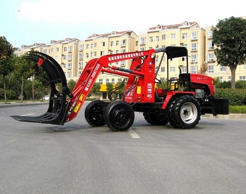 5ZC-600型农用抓草机