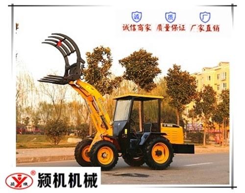5ZC-600A多功能抓草机