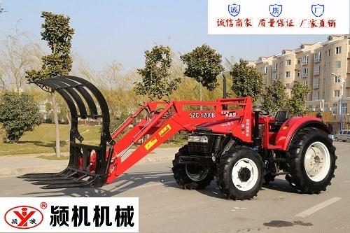 5ZC-1004型抓草机
